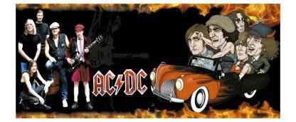 Taza ACDC mod.002