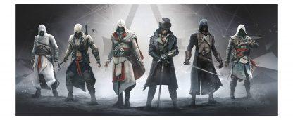 Taza Assassin's Creed mod.007