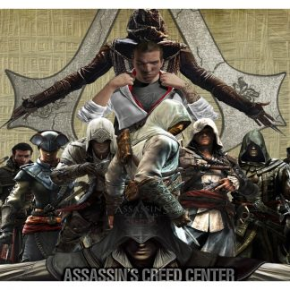 Taza Assassin's Creed mod.009