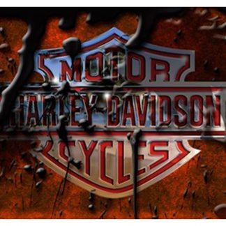 Taza de Harley Davidson