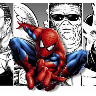 Taza de Spiderman