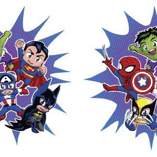 Taza de Super Heroes