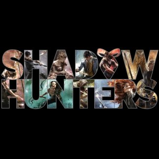 Camiseta de Shadow Hunters mod.001