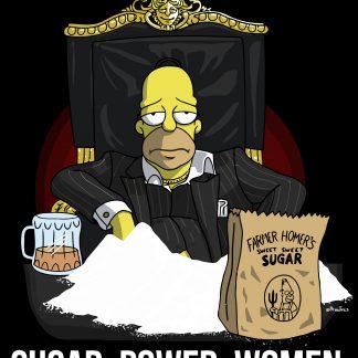 Camiseta Los Simpsons Mod.001