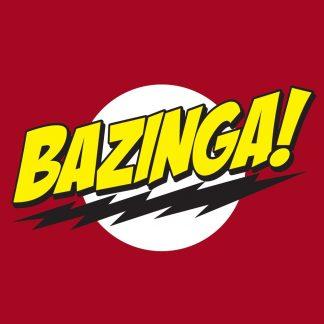 Camiseta de The Big Bang Theory Mod.003