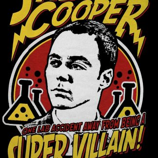 Camiseta de The Big Bang Theory Mod.006