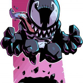 Camiseta de Venom Mod.001