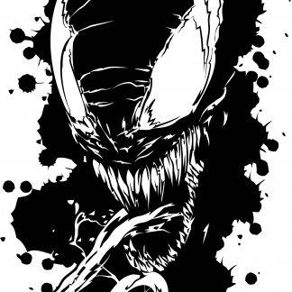 Camiseta de Venom Mod.002