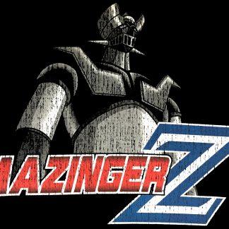 Camiseta de Mazinger Z Mod.004