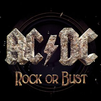 Camiseta de ACDC Mod.001 Rock or Bust