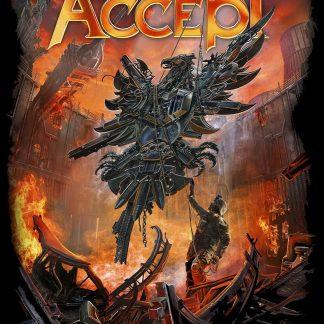Camiseta de Accept Mod.001 - Rise of Chaos