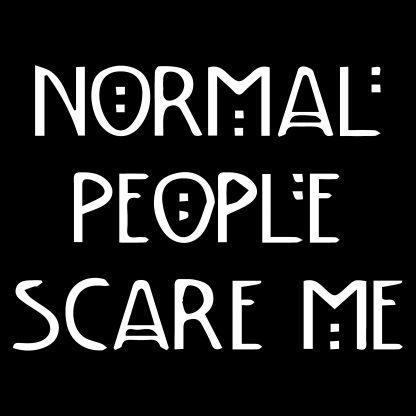 Camiseta de American Horror Story Mod.001