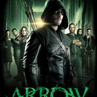 Camiseta de Arrow Mod.002