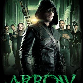 Camiseta de Arrow Mod.002