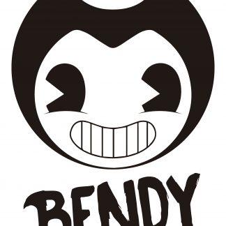 Camiseta de Bendy Mod.001