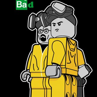 Camiseta de Breaking Bad Mod.008