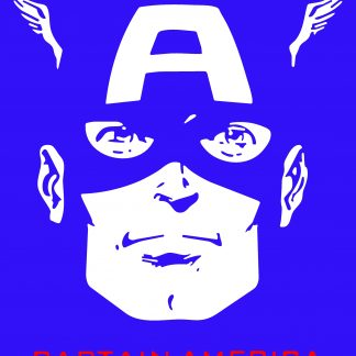Camiseta del Capitán America Mod.003