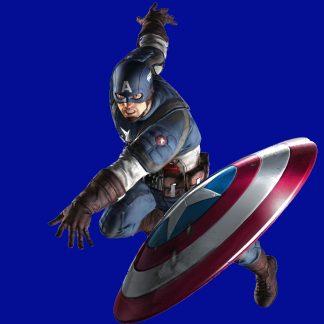 Camiseta del Capitán America Mod.005