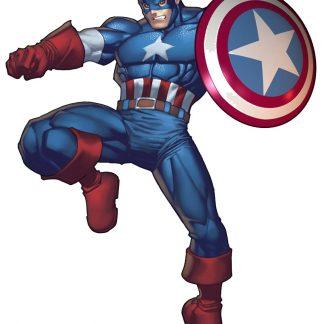 Camiseta del Capitán America Mod.006
