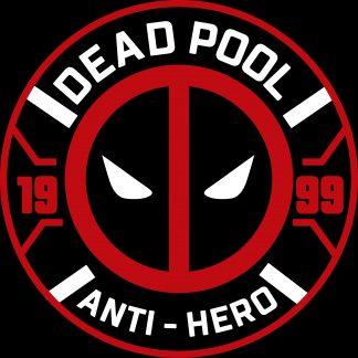 Camiseta de Deadpool Mod.001