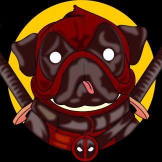 Camiseta de Deadpool Mod.002