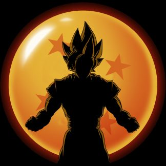 Camiseta de Dragon Ball Mod.010