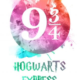 Camiseta de Harry Potter Mod.001