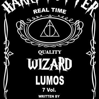 Camiseta de Harry Potter Mod.002