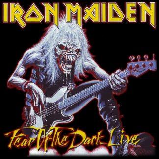 Camiseta de Iron Maiden Mod.001