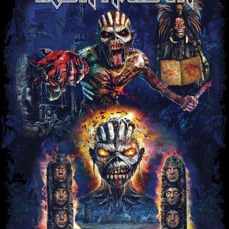 Camiseta de Iron Maiden Mod.002