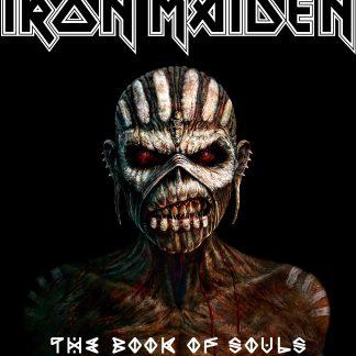 Camiseta de Iron Maiden Mod.003