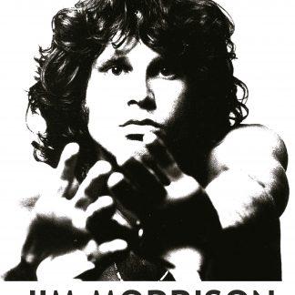 Camiseta de Jim Morrison Mod.002