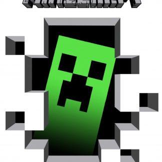 Camiseta de Minecraft mod.001