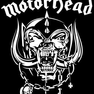 Camiseta de Motorhead mod.001
