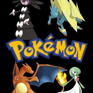 Camiseta de Pokemon mod.006