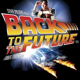 Camiseta de Regreso al Futuro mod.001