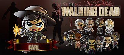 Taza The Walking Dead - Carl