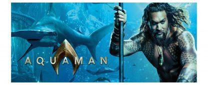Taza Aquaman - fondo marino