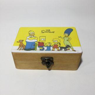 Caja Los Simpsons