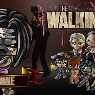 Taza The Walking Dead - Michonne