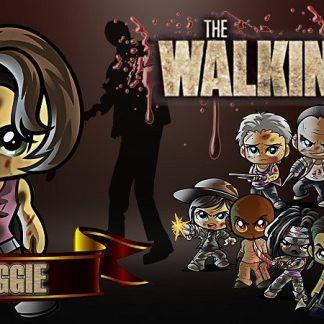 Taza The Walking Dead - Maggie