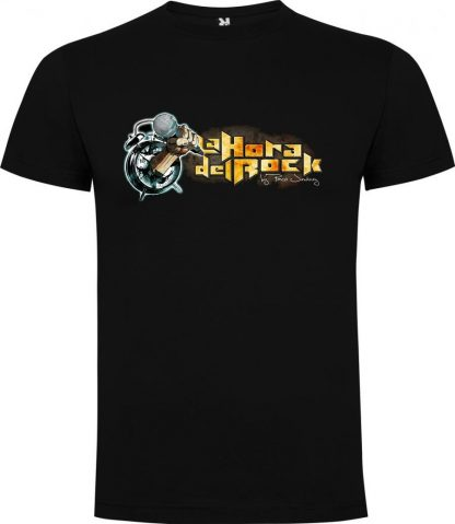 Camiseta de La Hora del Rock