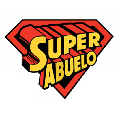 """Taza """"Super Abuelo"""""""